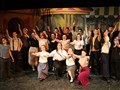 Christmas show is a 'shining' success