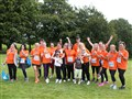 Staff take on 5km for good cause