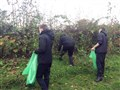 Students lend a hand for Big Community Clean Up