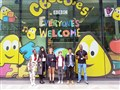 BBC gives a warm welcome to media students