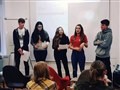 Students 'unlock' the world of advertising