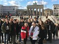 Students soak up sights and sounds in Berlin