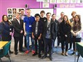 Students draw inspiration from future careers event