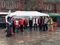 Clarendon choir bring Christmas cheer