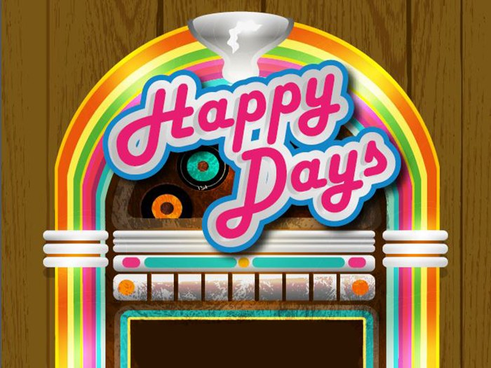 Happy Days the musical