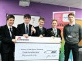 Pupils are 'buzzing' after quiz challenge