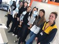 Fashion students take on project with IKEA