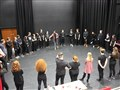 Audition masterclass from leading performance school