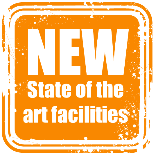New State of the art facilities