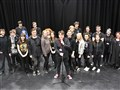 Acting students learn the art of comedy in new workshop