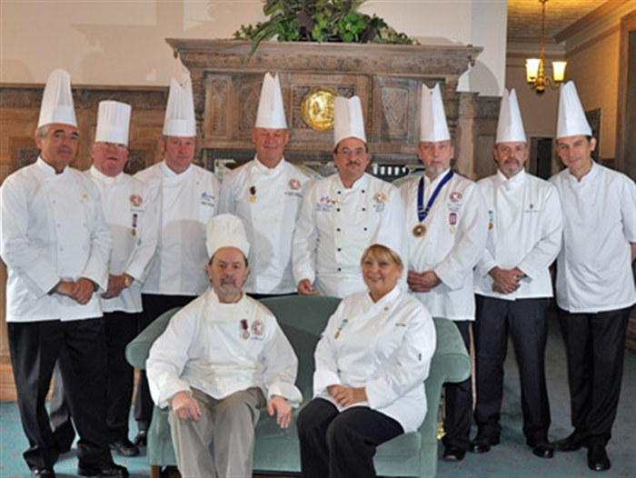 The North West branch of the French Culinary Council of Great Britain