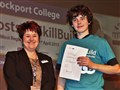 Construction student comes second in first round of competition