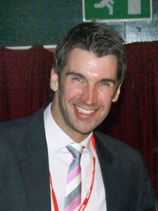 2008 Apprentice Lee McQueen