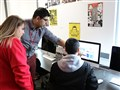 GP practice challenges students to design their future