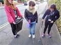 Students work towards The Duke of Edinburgh's Award