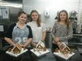 Junior 'Bake Off' winners enjoy a free tutorial at Tameside College