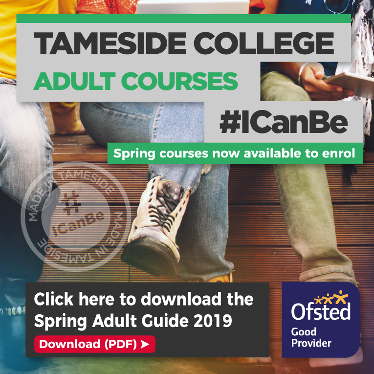 Adult Course Guide Spring 2019