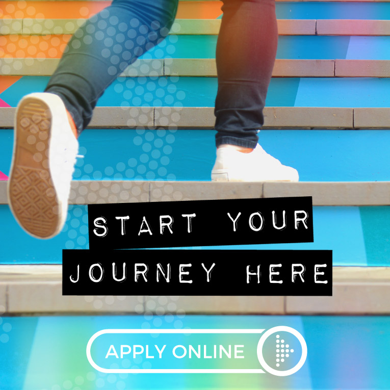 Apply to Tameside College. Start your journey here – apply online