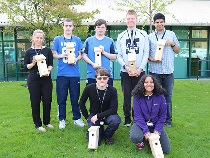 Students aspire to help local wildlife