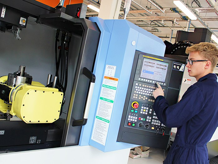 College makes signifcant tool investment for new build