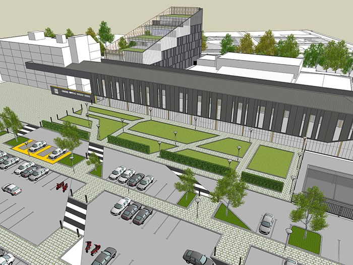 Tameside College opens its doors to construction industry
