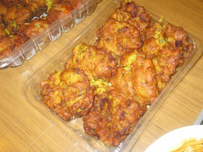 Eid & Diwali Celebration food