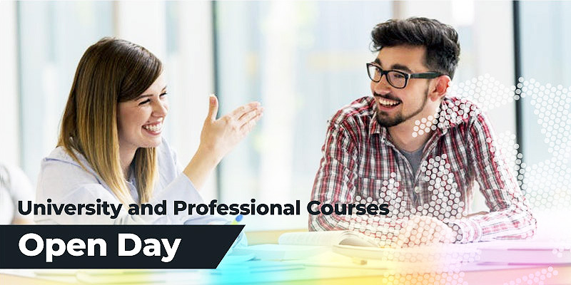 University and Professional Courses Open Day