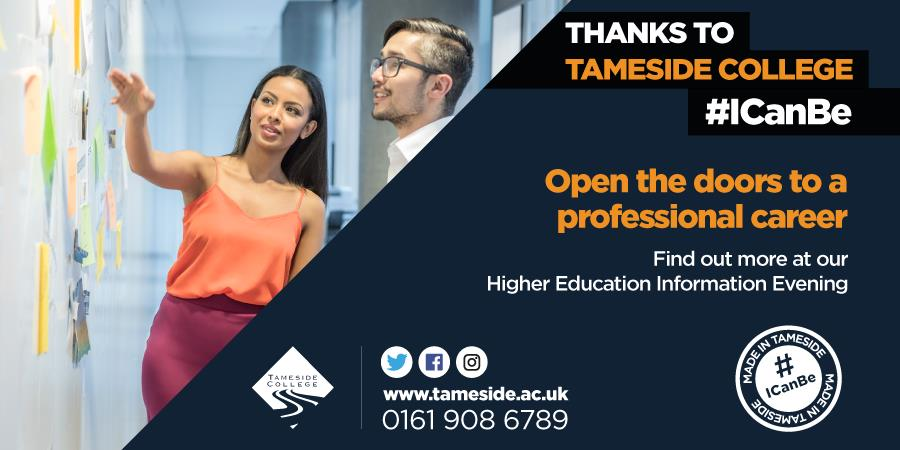 Higher Education Information Evening