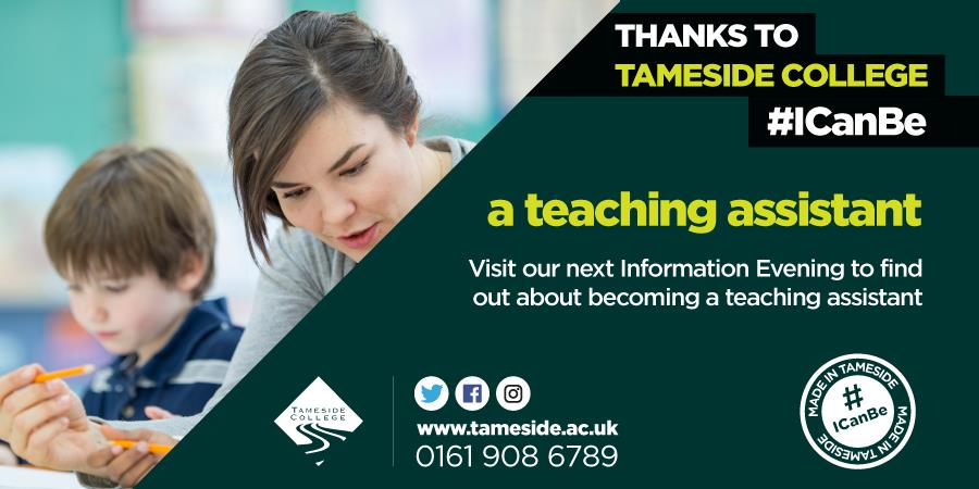 Teaching Assistants - Information Evening