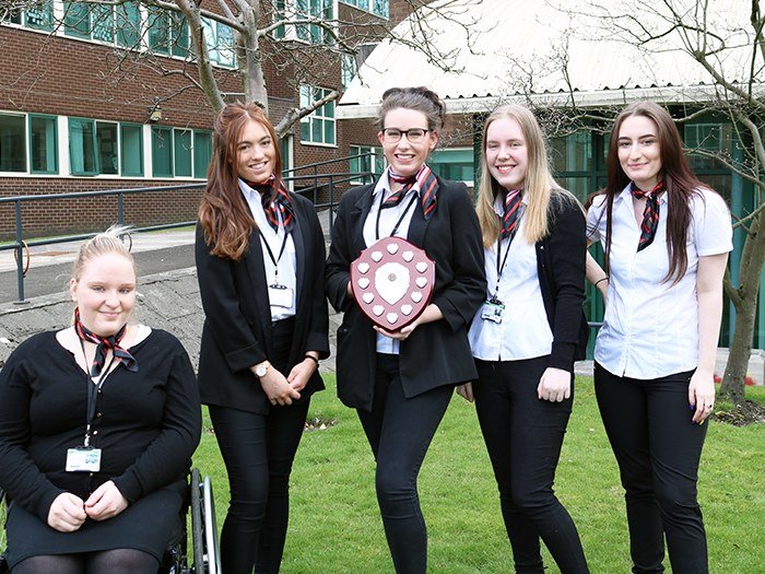 Students looking to triumph again in GMCG competitions