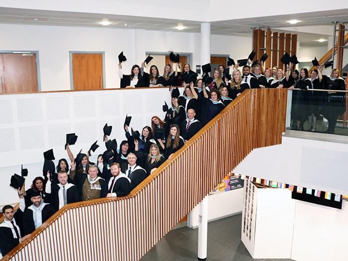 The 2018 graduates