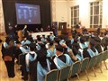 Graduates are told to: 'Go and make a difference'