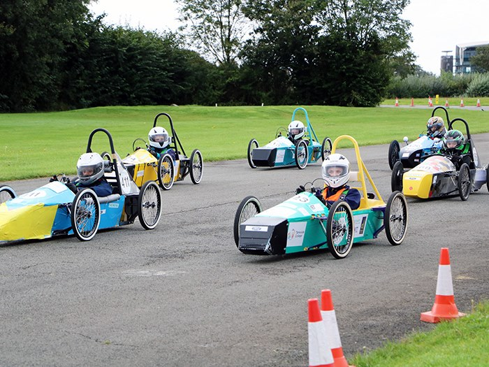 Kit car project takes off with more schools than ever