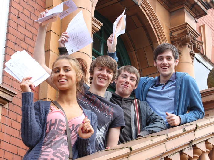 Hyde Clarendon Students achieved a fantastic 99% pass rate