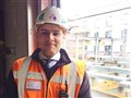 Harrison builds new future after apprenticeship success