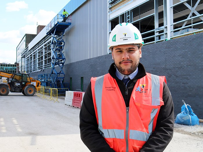 Former apprentice builds for future generations