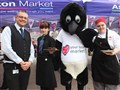 Food students cook up a treat for Ashton Markets