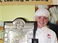 Bakery student is star of the show