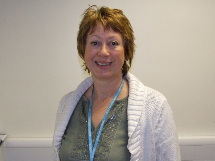 Janet Entwisle- Equality and Diversity Champion