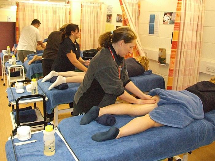 Sports Massage workshop