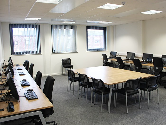 Meeting rooms in Tameside.