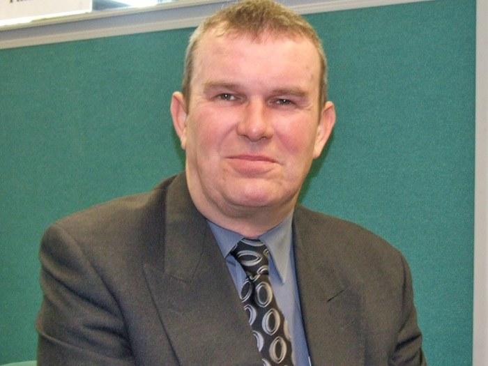Nigel Hawcroft