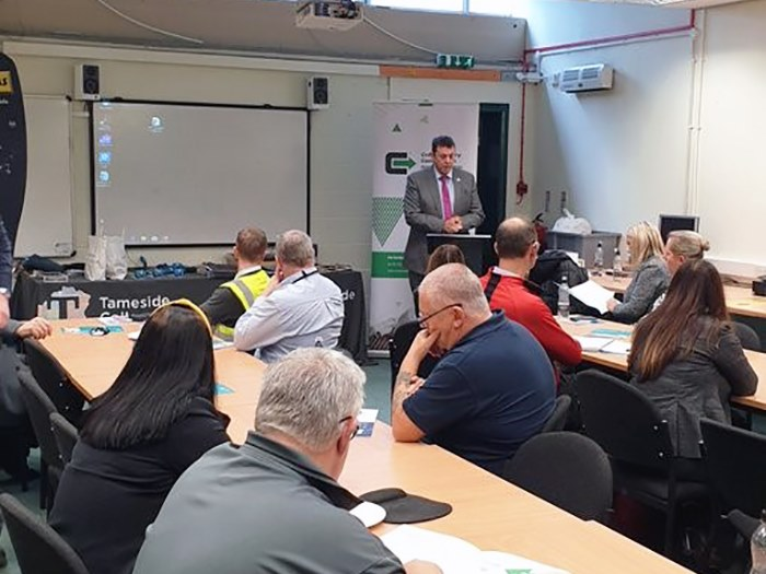 Employers attended to learn about apprenticeships