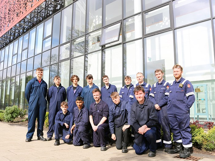 Class of 2021 secure apprenticeships with top employers