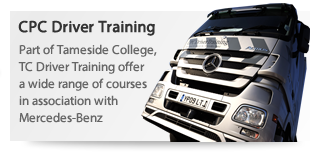 Driver CPC Courses at TC Driver Training