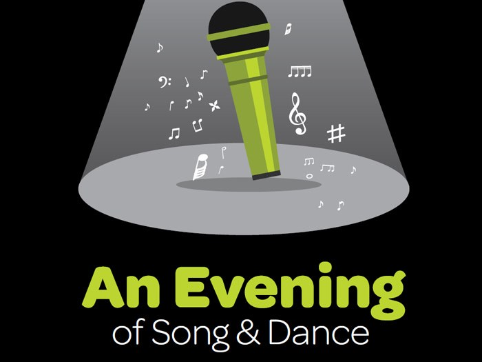 An Evening of Song and Dance