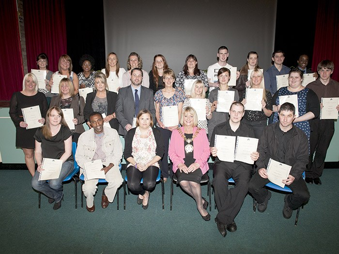 Tameside College Adult Learners.