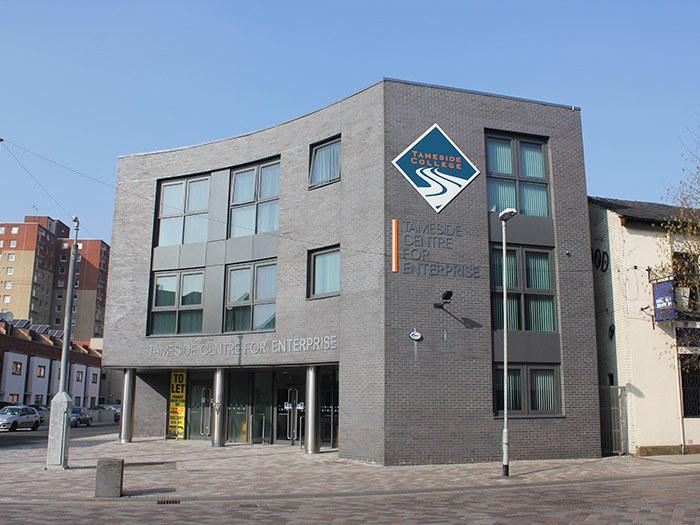 Tameside Centre for Enterprise.