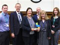 Partnership is recognised with top business award