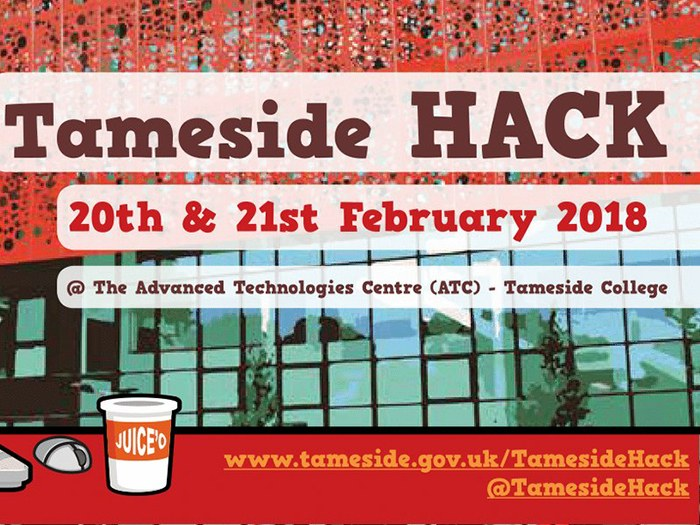Tameside Hack returns for the third year